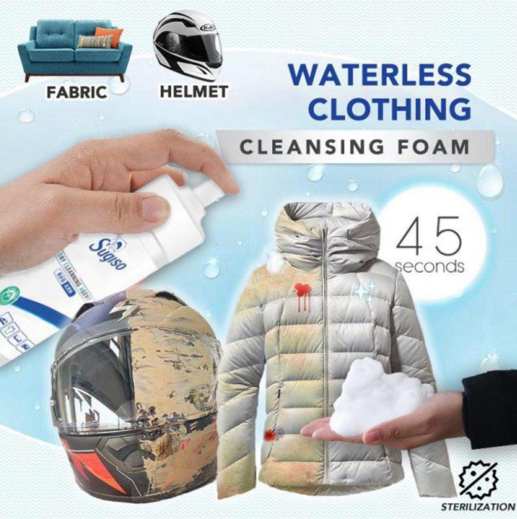 U Clean Waterless Cleansing Foam Cleaning Spray Clean Sofa Fast Cleaning
