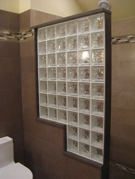 Bathroom Ideas The Block glass block showers designs - google search | master bath remodel