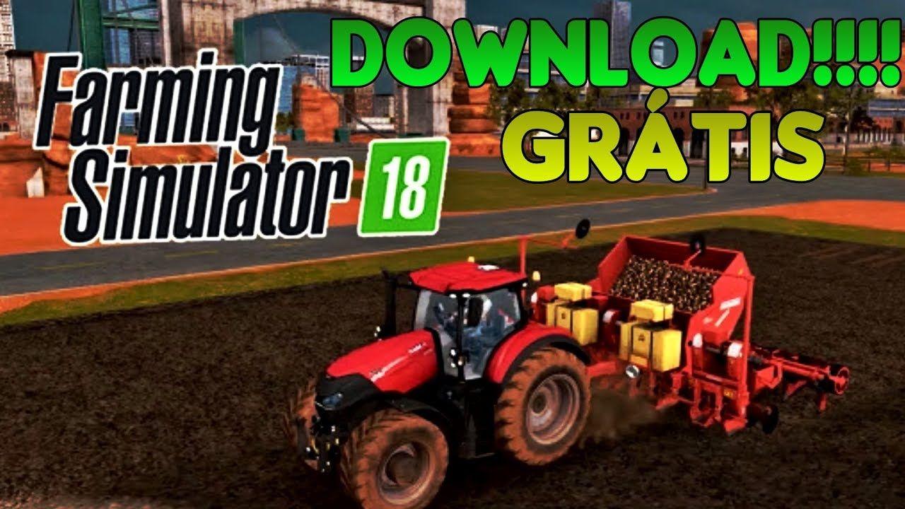Скачать фермера симулятора 2018