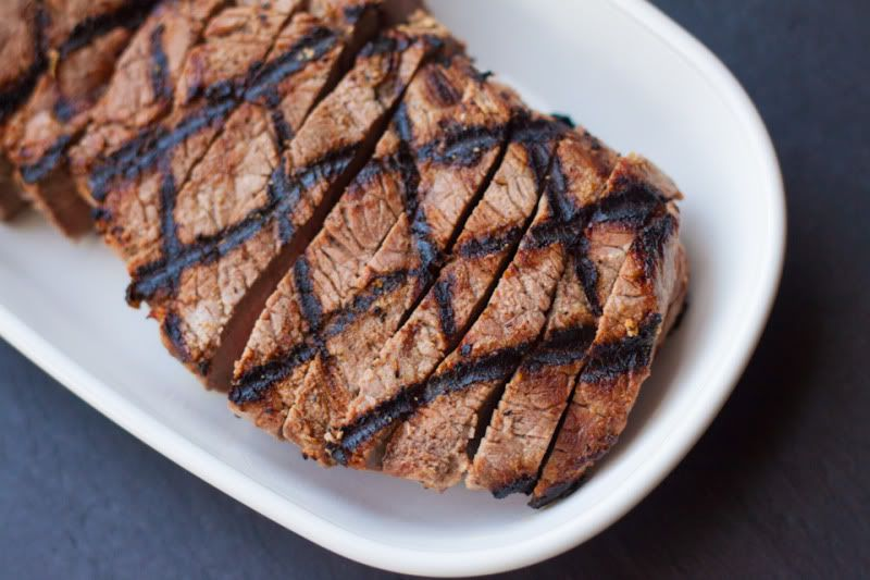 recipe: yogurt steak marinade [9]