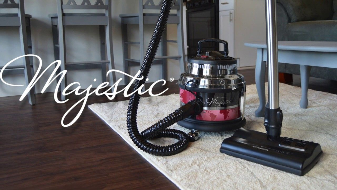 Last Vacuum You Will Ever Need The Filterqueen Majestic Surface Cleaner Provides Superb Filtration That Removes 99 98 Of Surface Cleaner Cleaners Best Vacuum