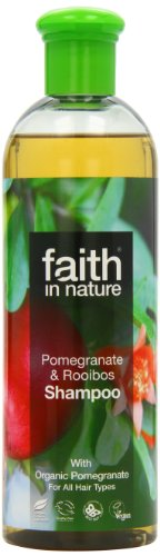Faith In Nature Organic Pomegranate and Rooibos Shampoo 400ml Faith In Nature http://www.amazon.co.uk/dp/B005OJ5X5O/ref=cm_sw_r_pi_dp_1jiYwb0V9P282