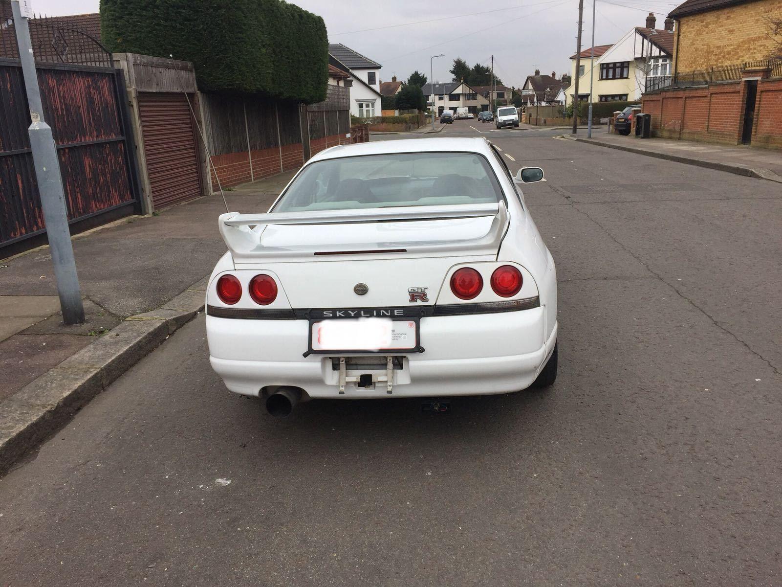 Nissan skyline r33 GTR PROJECT CAR   Nissan skyline r33, Nissan ...