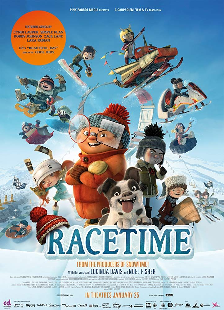 Download Racetime (2018) Bluray Subtitle Indonesia