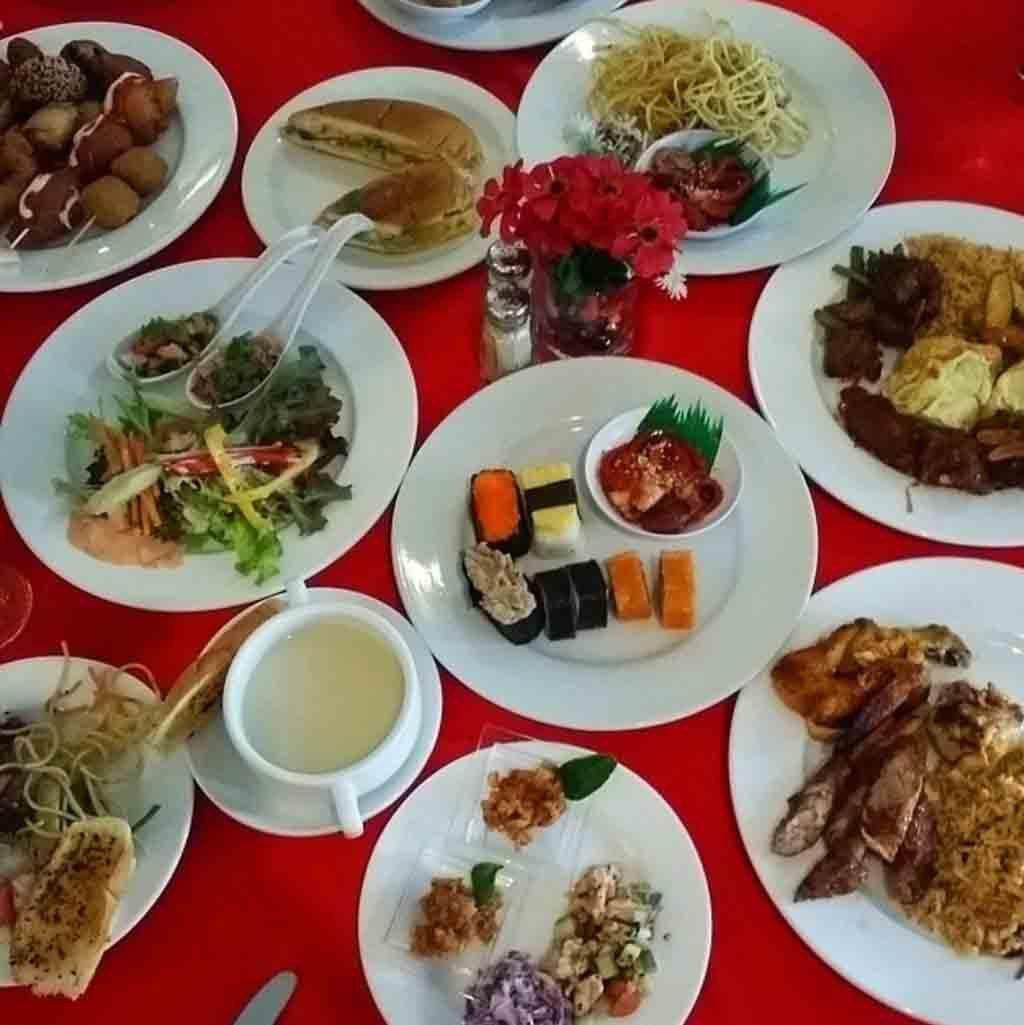 Jt Restaurant International Buffet Halal Recipes Food South Indian Cuisine