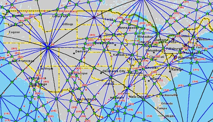 united states ley lines map Magnetic Ley Lines in America | Alert Major action Utah Radar very