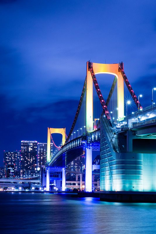 Rainbow Bridge Japan