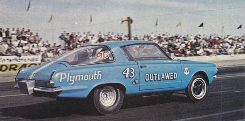 Richard Petty S Hemi Barracuda Richard Petty Cars And Mopar