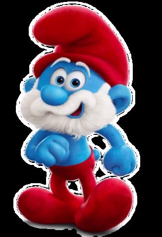 Papa Smurf 2017 Movie Smurfs Pinterest 2017 movies