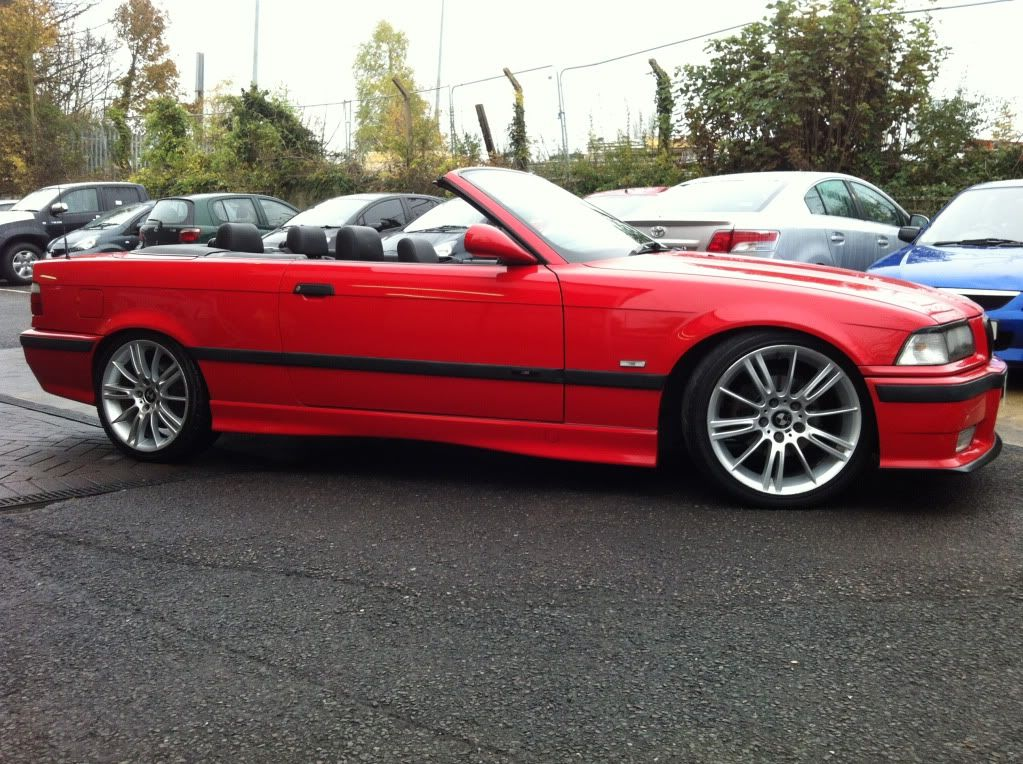 red convible top bmw | Thread: 1998 BMW 318I CONVERTIBLE RED Hellrot Red, M3