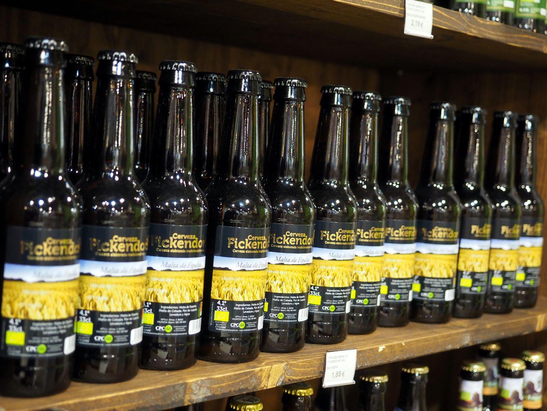 #Cerveza de #espelta ecológica!