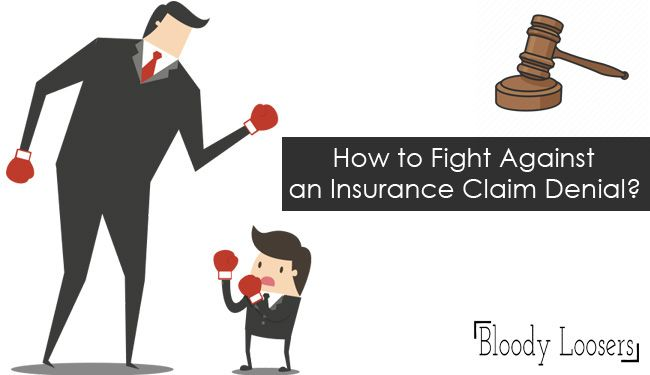 how to fight insurance company denial
