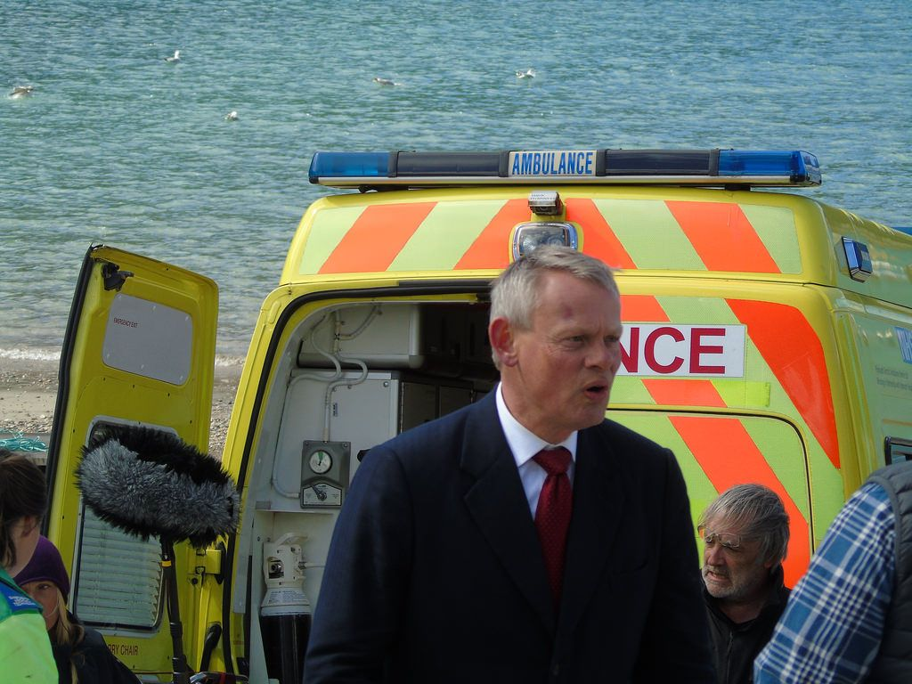 Doc Martin. 2015. Martin Clunes as Doctor Martin Ellingham. | Flickr - Photo Sharing!