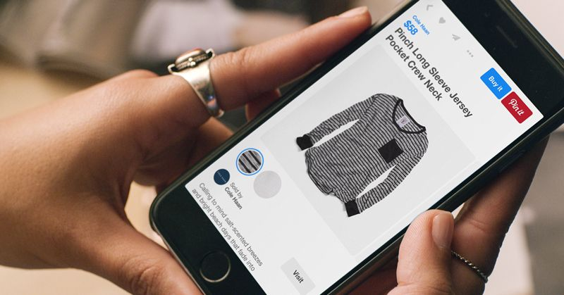 Optimise Your Product Page On Pinterest