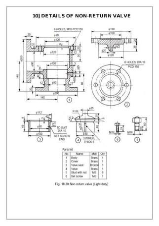 Image Result For Gate Valve 2d Drawing Drawings In 2019