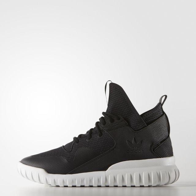 adidas x chaussures noir nous tubulaires de chaussures et chaussettes par adidas