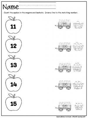 Pumpkin Patterns Worksheet for PreK and Kindergarten. Perfect for ...