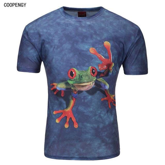 Alisister 2016 new 3d cat t shirt printed animal t-shirt women men Funny clothing harajuku tee shirt Casual Unisex 3d t shir