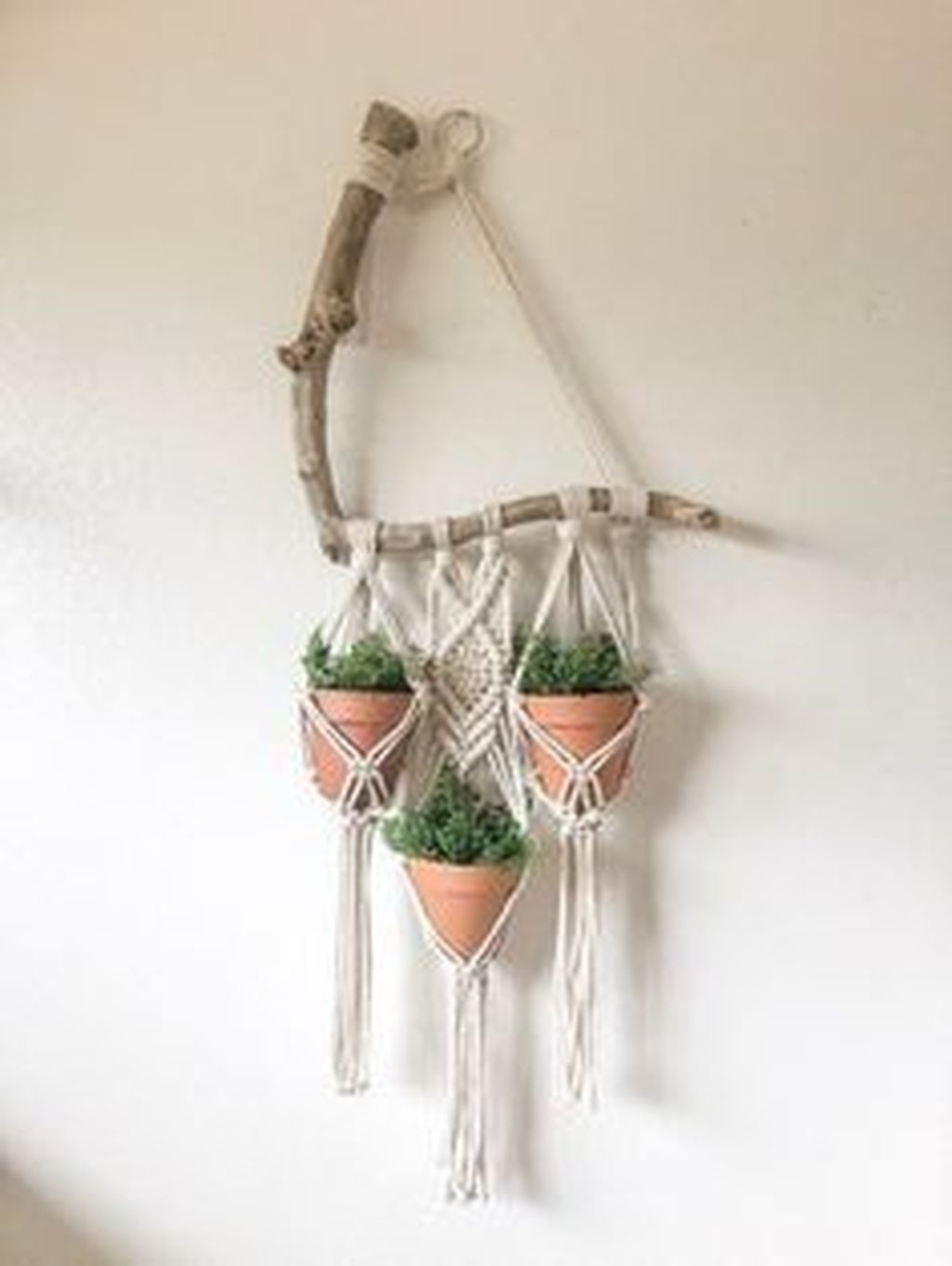 30+ Cozy Hanging Plant Decor Ideas To For Your Garden #hangingplantsindoor