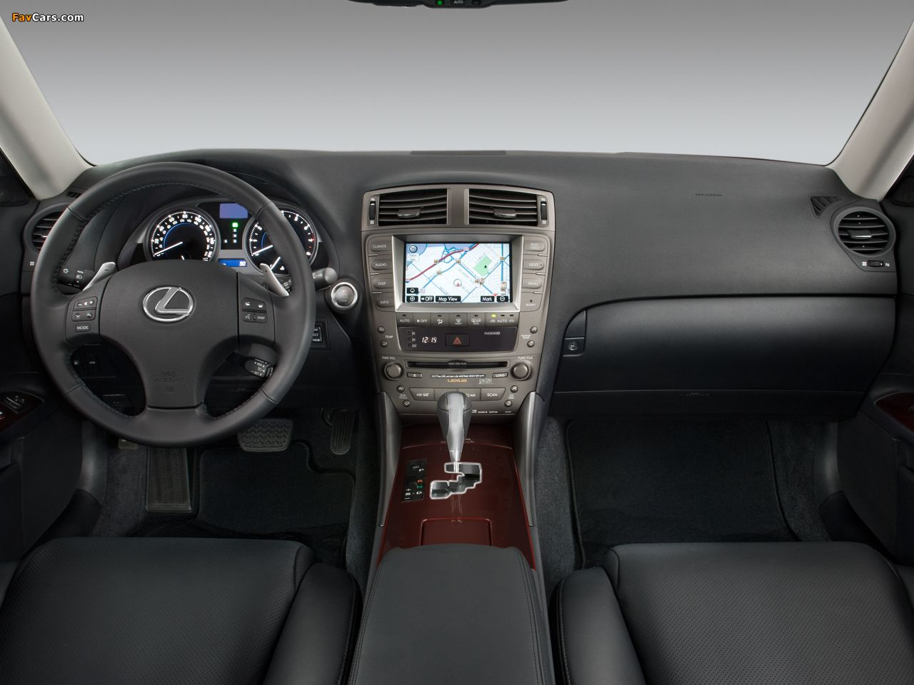 Lexus IS 350 (XE20) 200508