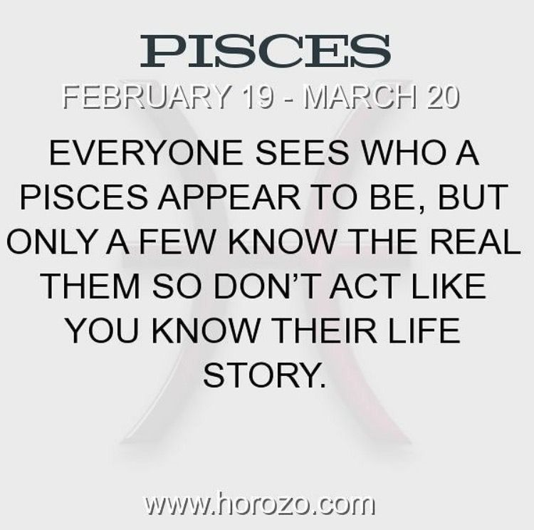 To my special Pisces friend    An introvert to the world and