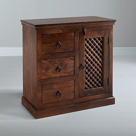 26433d79af Buy John Lewis Maharani Hallway Sideboard, L80cm Online at johnlewis.com-  £425