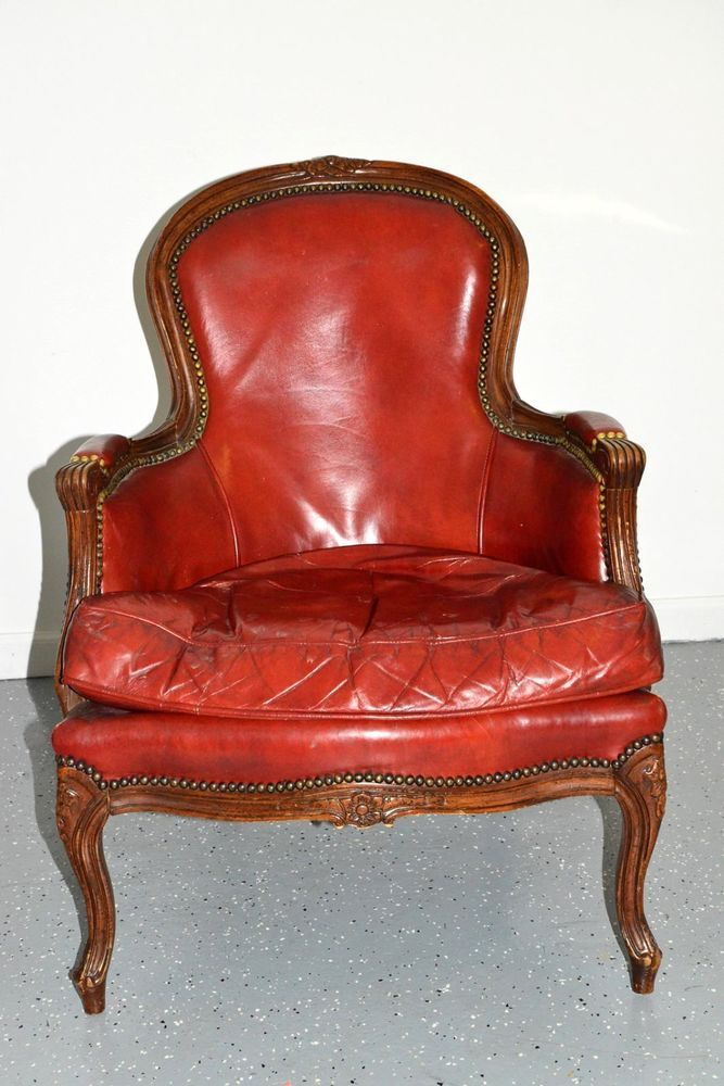antique 1920 s french bergere louis xv b altman co ny red rh pinterest com