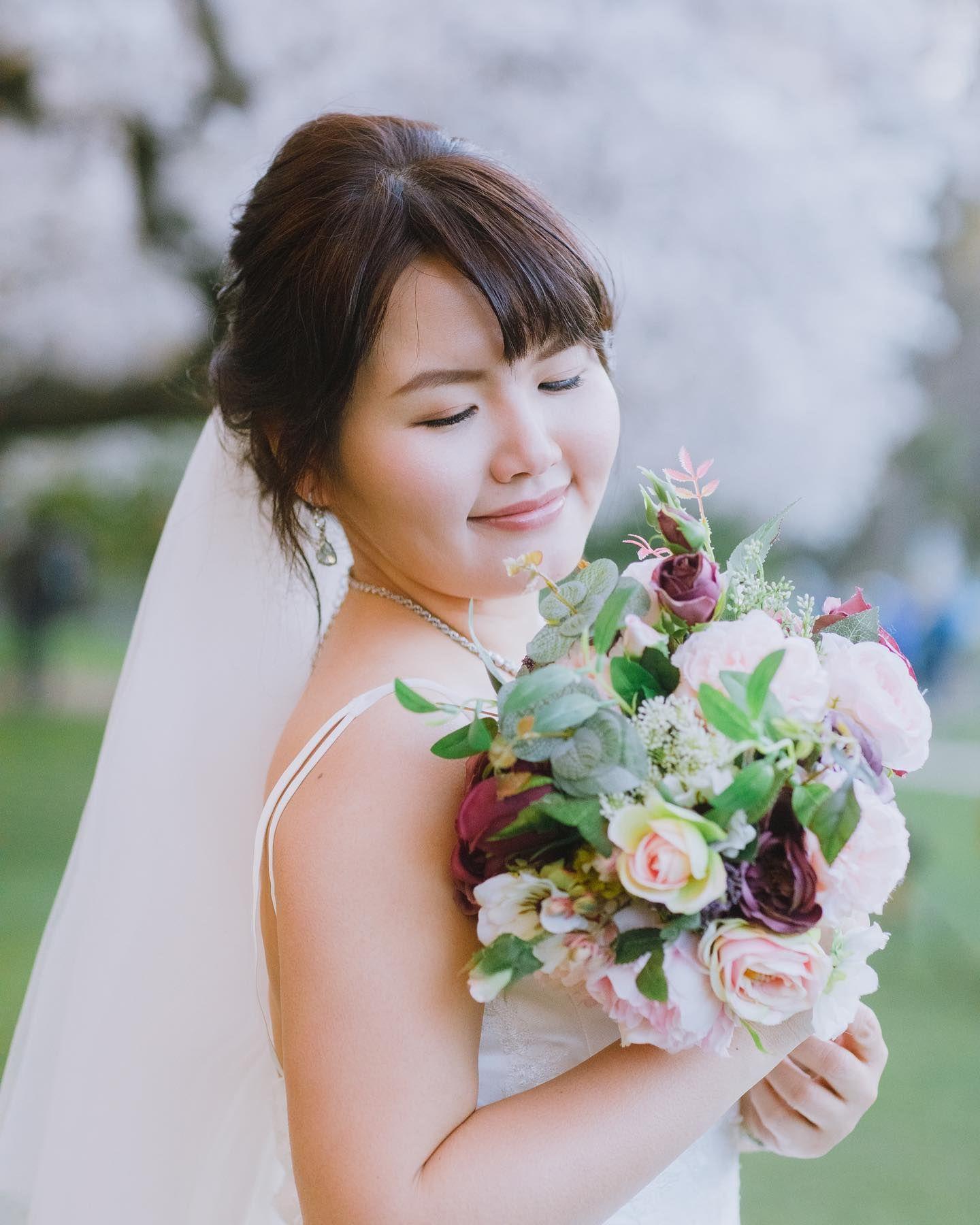 Pin on Seattle Asian Bridal Makeup Hair