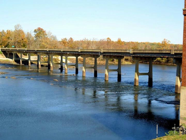 bridge over roanoke river connecting roanoke rapids to gaston rh pinterest com