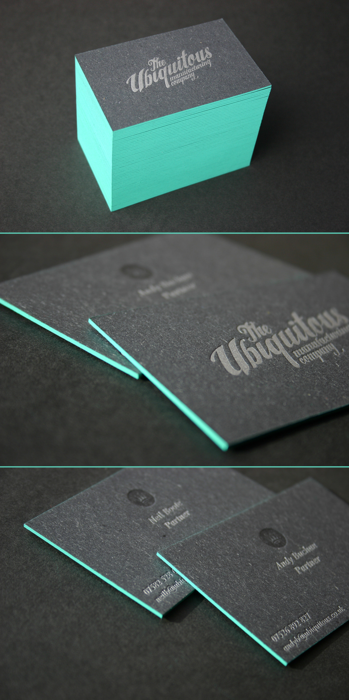 I like the colored edges and thickness of these i dont like the love these edge colored business cards colourmoves