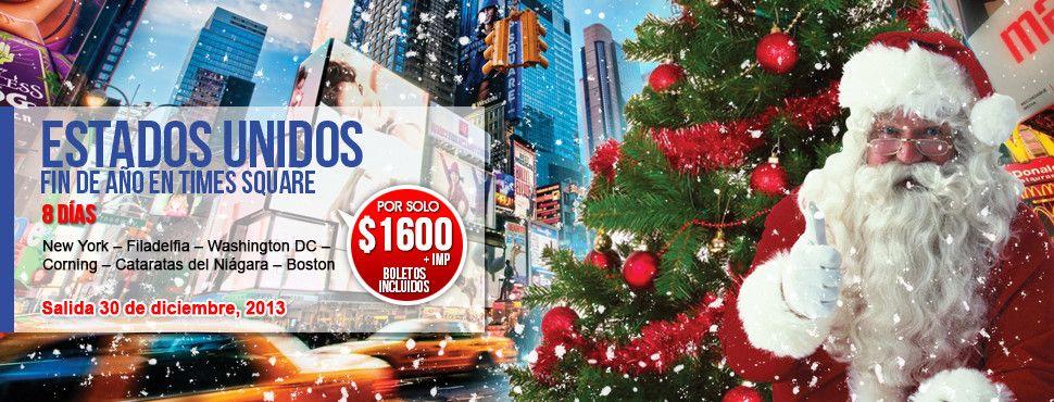 #diciembre en #USA. #NYC