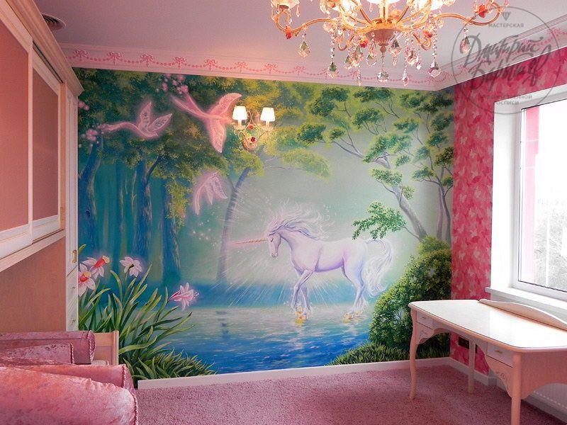 Bildergebnis Für Unicorn Children Room