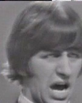 Ringo is into it. | The beatles, Ringo starr, Cool bands