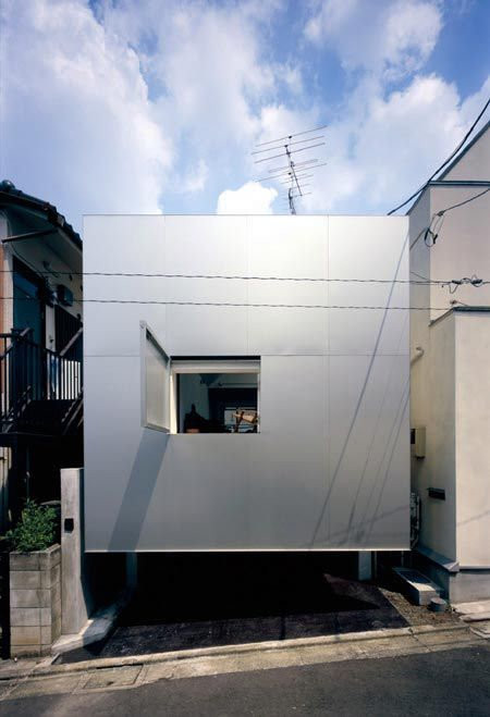 residential project in tokyo japan by kagawa takanori and tappei rh pinterest ca