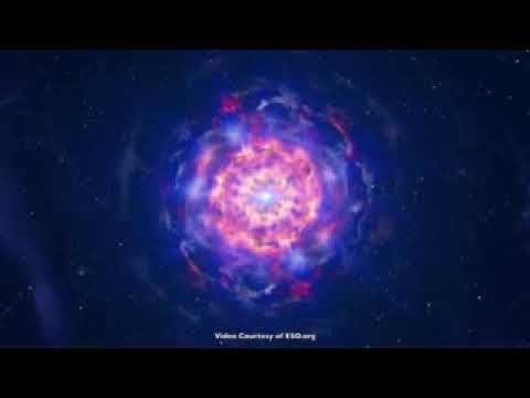 ALERT NEWS WATCH Nova Caught in Action   ESO VISTA