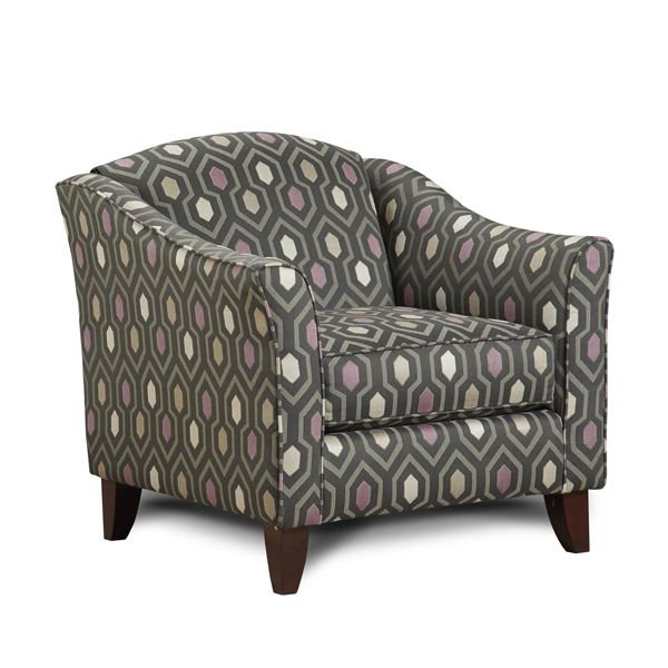 Slate Gray Accent Chair | Brianu0027s Furniture