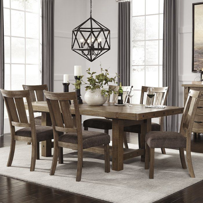 Etolin 7 Piece Dining Set Etolin 7