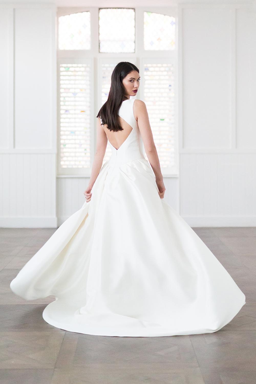 Angela-Augusta Jones Bridal 2017   Wedding Gowns-Close Up   Pinterest