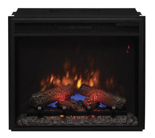best electric fireplace insert reviews electric fireplace rh pinterest com