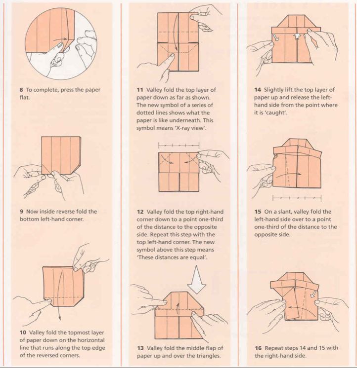 mini origami books origami origami books and tutorials