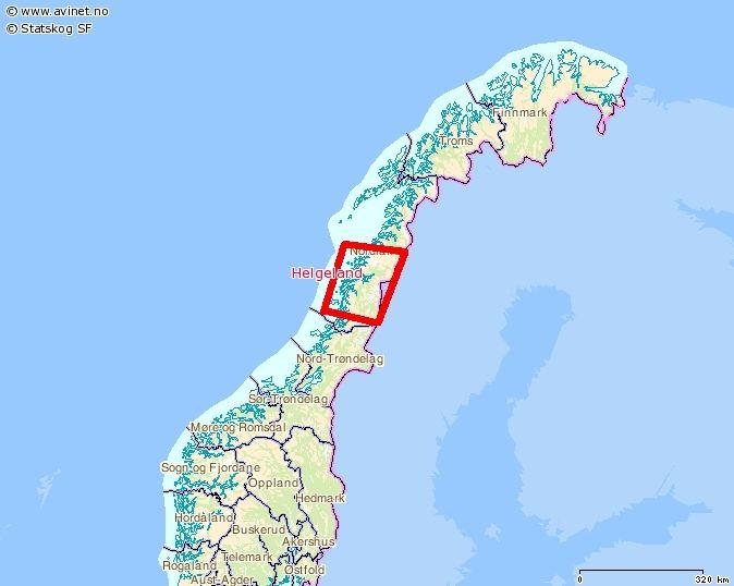 Action Helgeland - engelsk