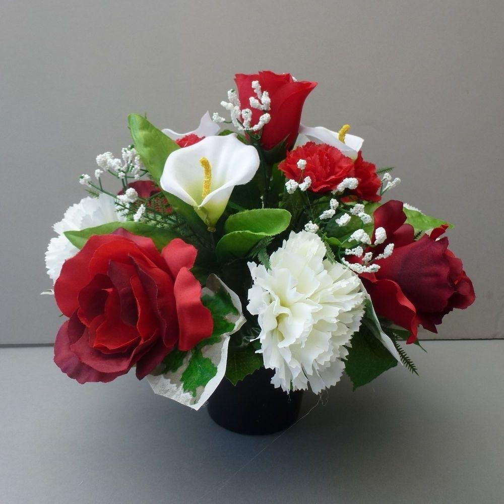 Grave vases for flowers uk vase pinterest flowers uk flowers uk izmirmasajfo
