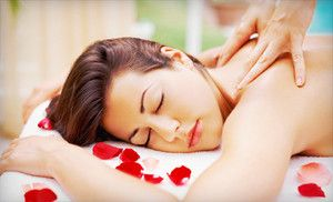 Photo of Massage, Facial, or Spa Package with Swedish Massage and European Facial at Bella Vi (Up to 58% Off)
