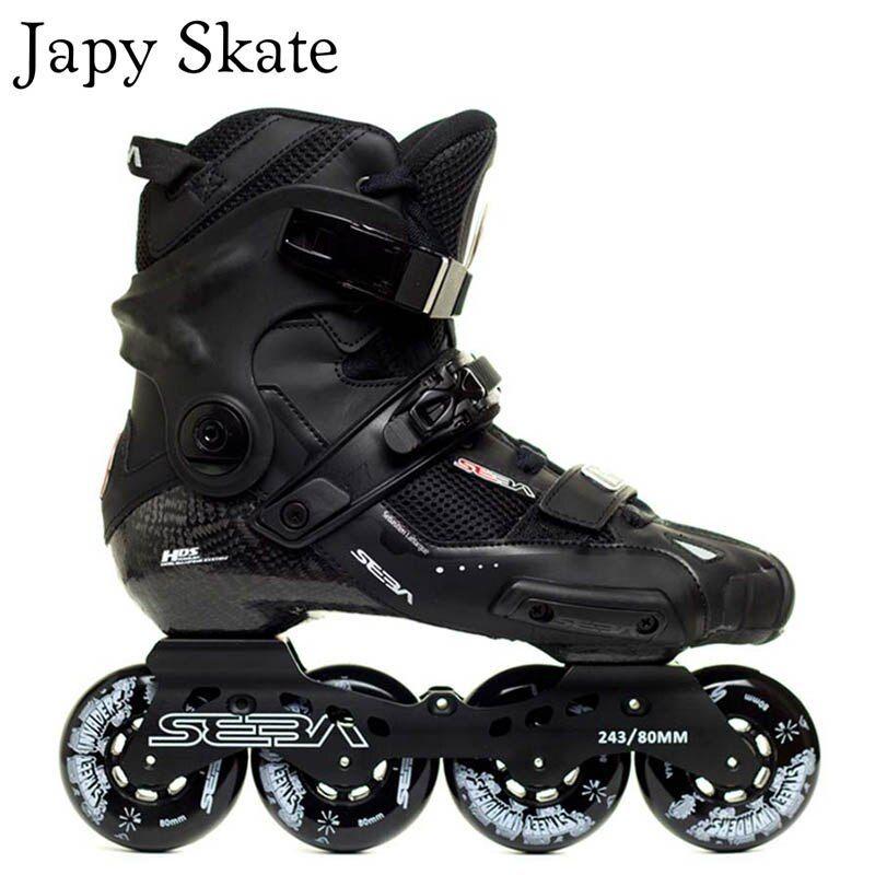 Japy Skate Original Seba Hl Carbon Fiber Seba High Light Adult