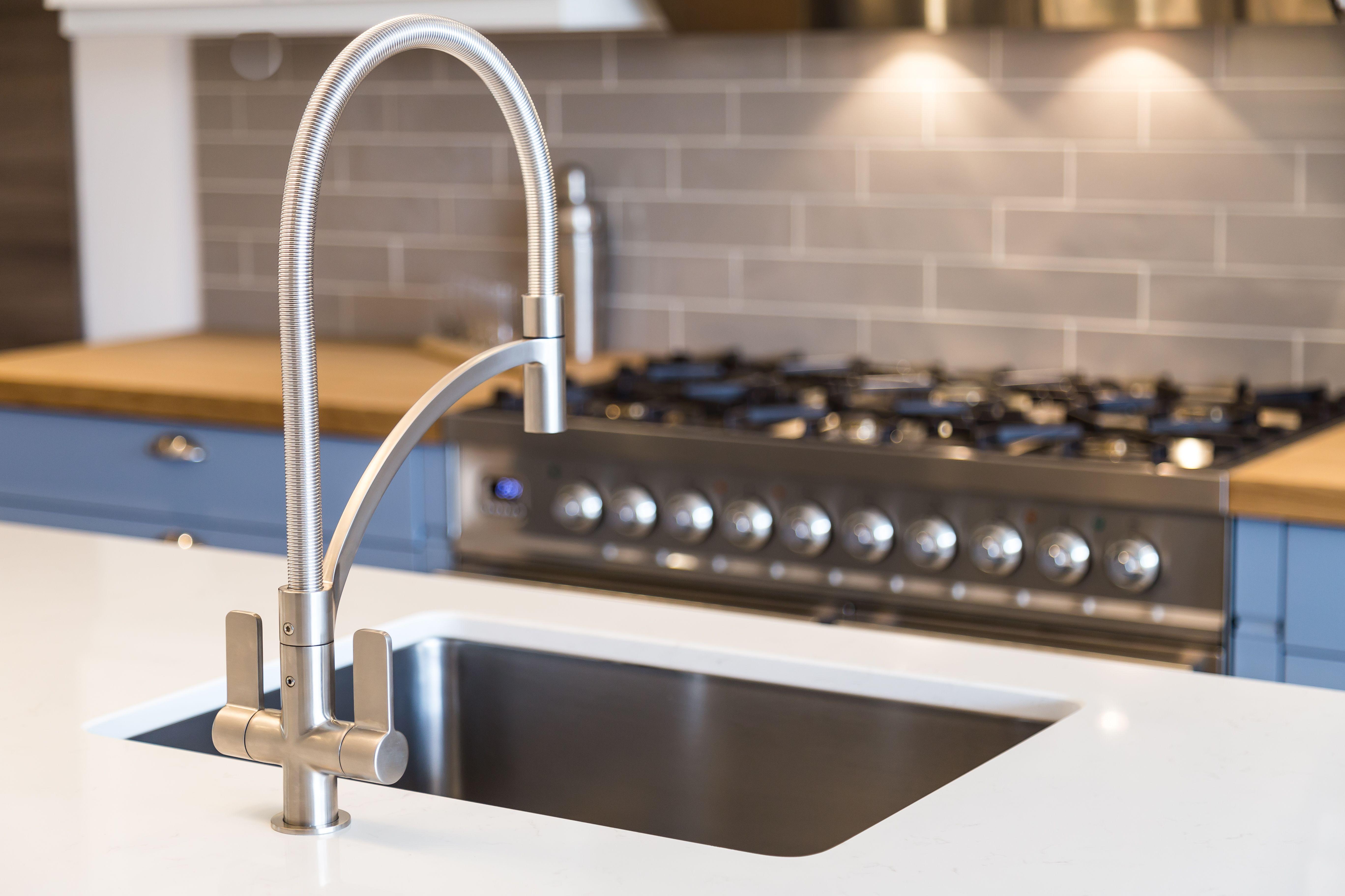 franke wave silk steel tap with franke kubus sink showroom rh pinterest co uk