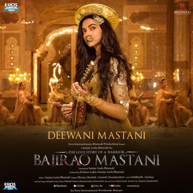Deewani Mastani A Song By Shreya Ghoshal Ganesh Chandanshive Mujtaba Aziz Naza Shahdab Faridi Altmash Faridi Farhan Sabri On Sp Mastani Audio Songs Songs