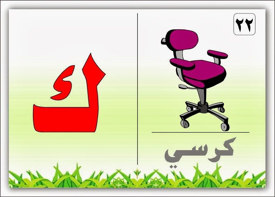 A7ruf موقع اللغة العربية Alphabet Flashcards Arabic Alphabet Arabic Lessons