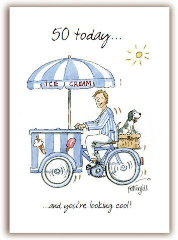 Funny 50th Birthday Cards For Men Birthday Cards For Men 50th Birthday Cards Birthday Cards