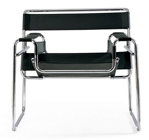 Marcel Breuer Sessel Wassily 50 125 1925 Breuer Wassily Chair