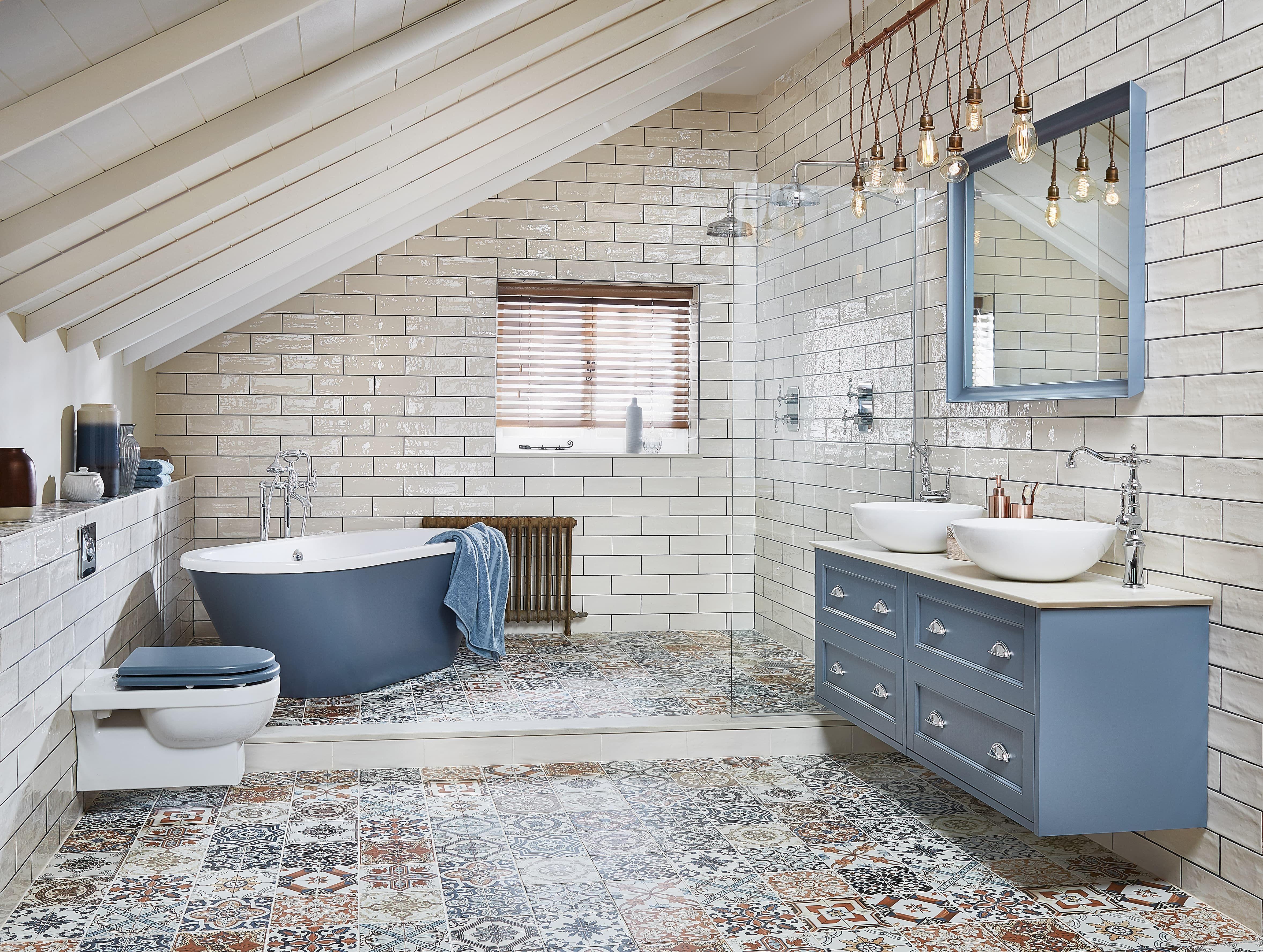industrial vibes - roseberry - bathroom furniture ranges ...
